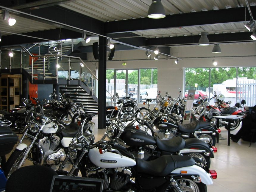 BMW / Harley Davidson Showroom image
