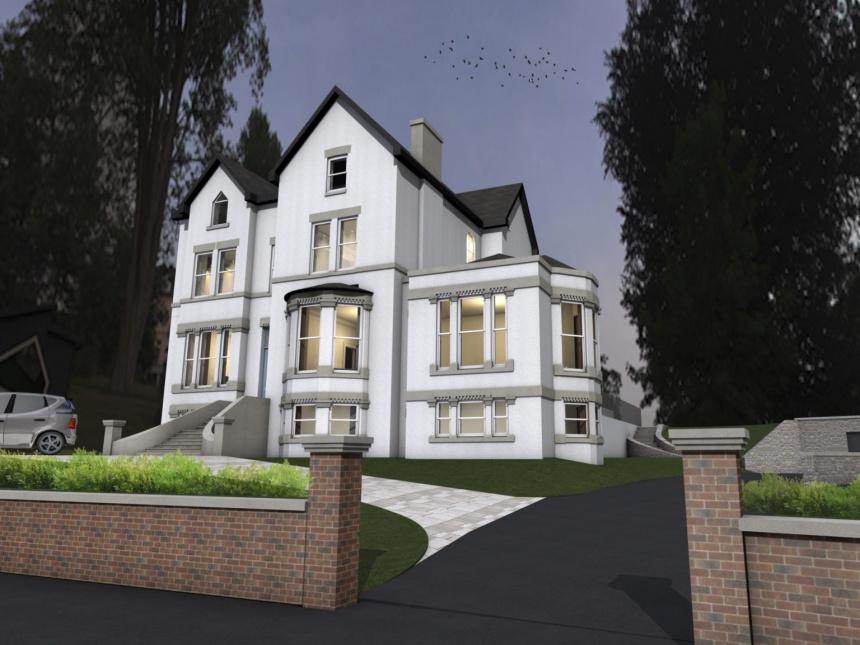 Victorian Villa, Aughton image